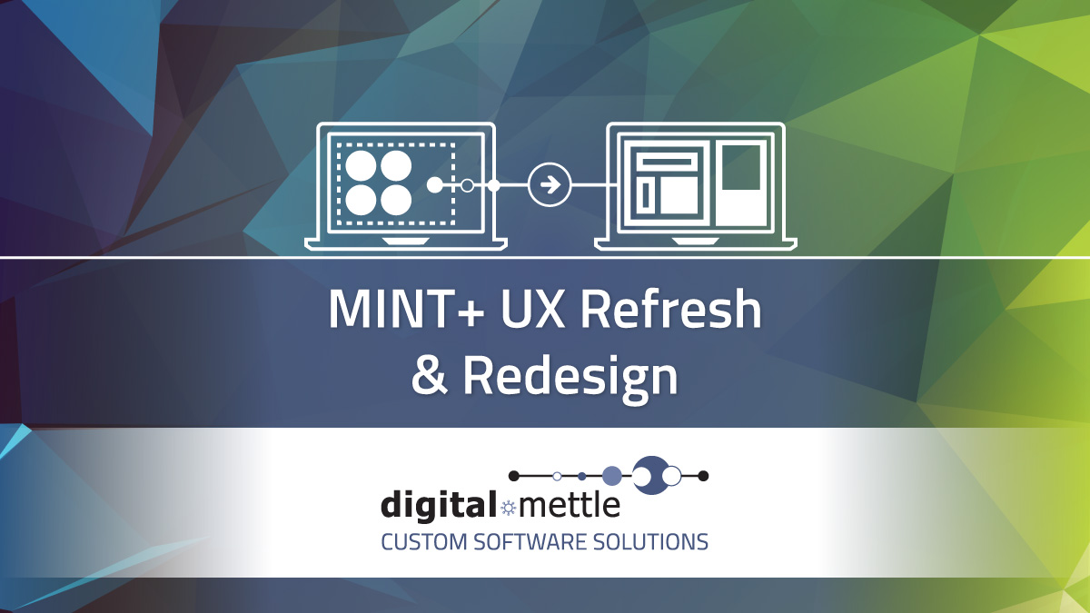 MINT+ UX Refresh and Redesign