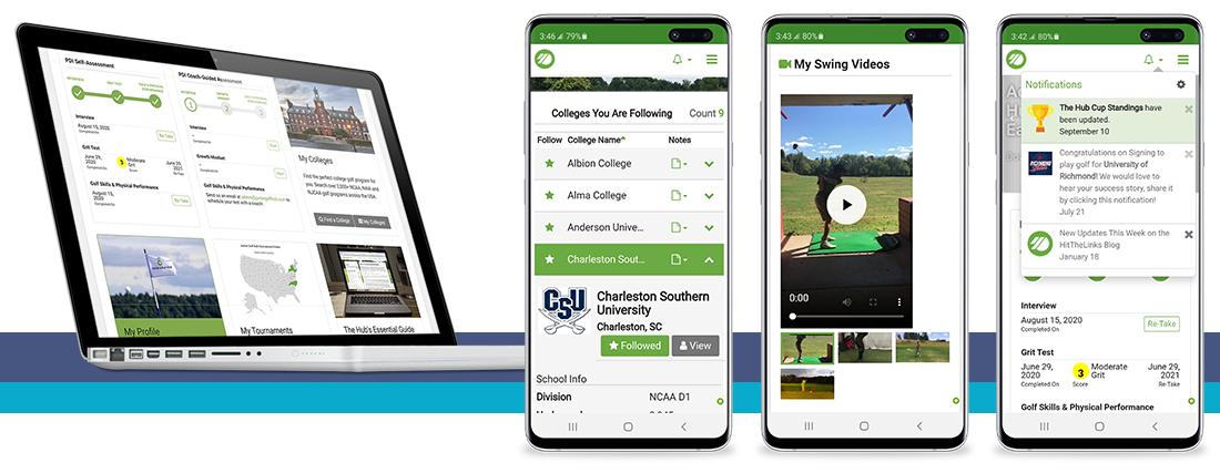 Junior Golf Hub Success Story